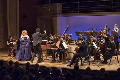 Collegium 1704 v Rudolfinu / Collegium 1704 in the Rudolfinum // Karina Gauvin // 18.11.2014