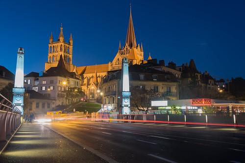 Cathédrale de Lausanne | by Karim von Orelli