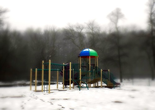 flickr foto photo image capture picture photography nikon fog foggy ice cold snow park playground landscape outdoors outside nature winter massachusetts nikoncoolpixl330 winterwonderland winterpark telfordpark plainvillemassachusetts newengland