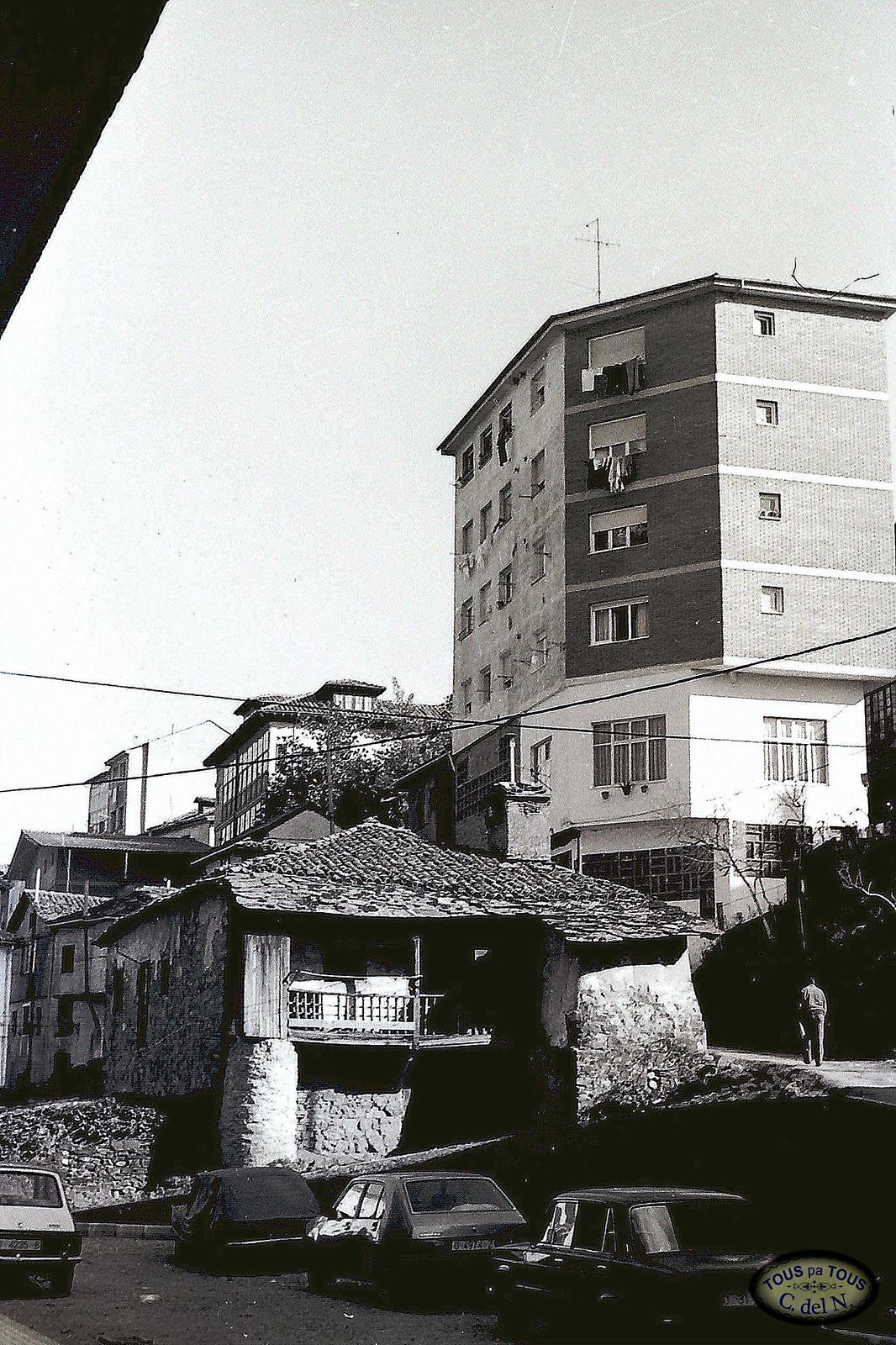 1985 - Casa del Matorro