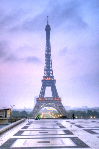 Eiffel in the Morning | by MikaErkki