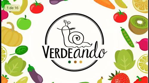 Verdeando Fest Logo | by De tu Sueño y Letra