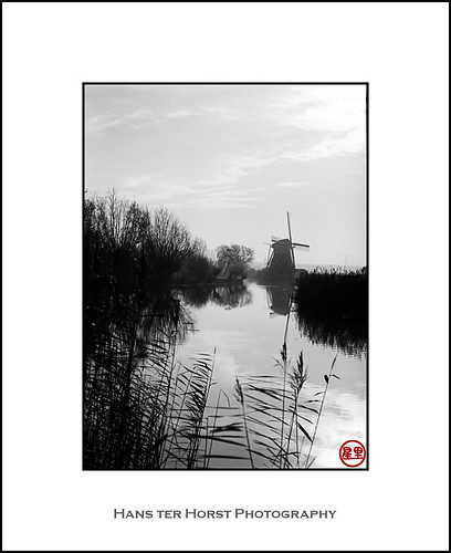 Windmill on the River Gein | by Hans ter Horst Photography