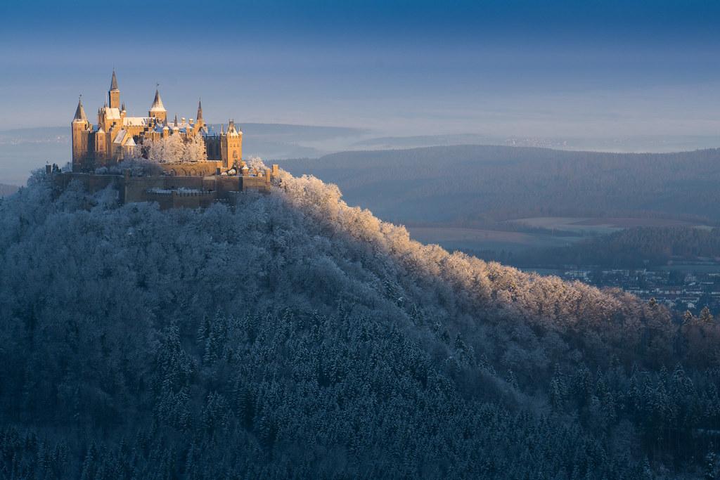 Hohenzollern, Sonnenstreifen