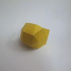 วิธีทำของเล่นโมเดลกระดาษ วูฟเวอรีน (Chibi Wolverine Papercraft Model) 010