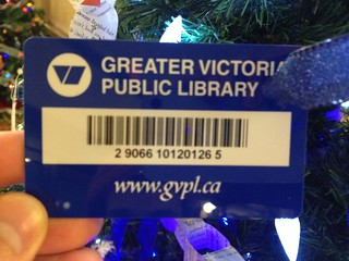 Greater Victoria Public Library (blue) (front)