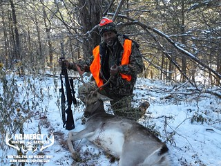 No Mercy Exotic Deer Hunts   by No Mercy Hunting Services