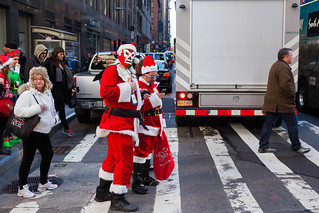 Santacon 2014 New York City | by Anthony Quintano