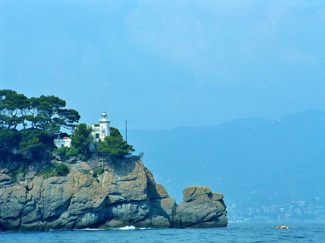 Portofino lighthouse (Italy)