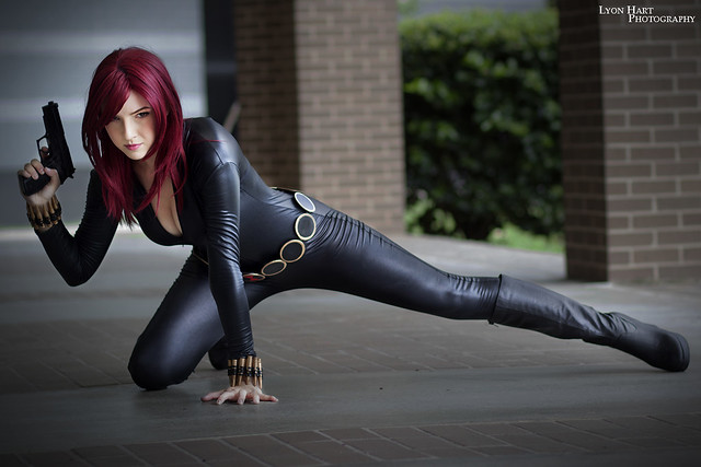 Black Widow - Marvel Comics