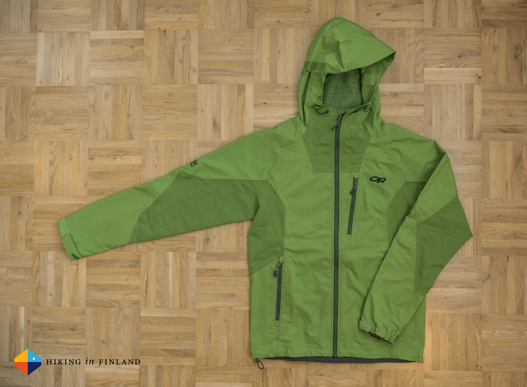 Outdoor Research Enchainment Jacket | Gear Outtakes ...