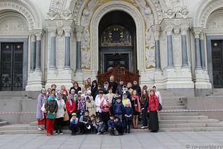 Паломничество в Санкт-Петербургскую митрополию 190