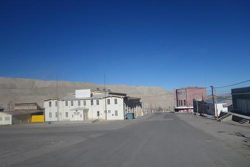 Chuquicamata - verlassende Stadt_1