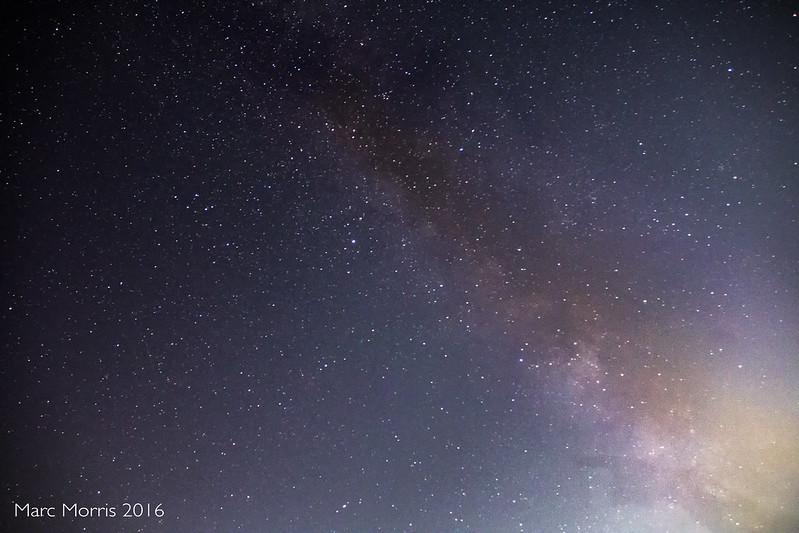 Milky Way over Barham