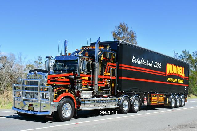 Murrell Freightlines T950 Legend
