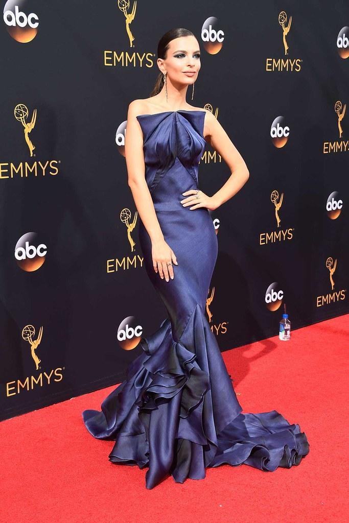 Emily Ratajkowski - At Primetime Emmy Awards 2016 In Los Angeles