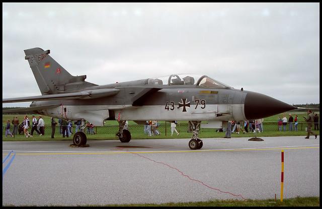 43+79 - Skrydstrup Air Base (SKS) 16.06.1996