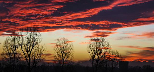 Red Sky :)