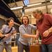 Tom Mackley, Ben Winger, Lewis Howden_BFG Rehearsals 2014
