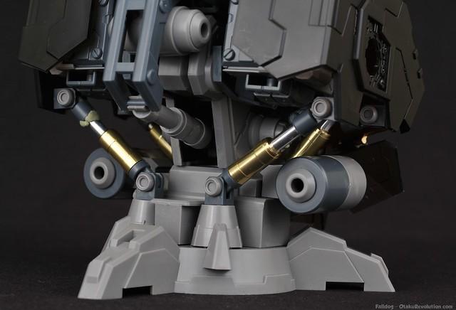 Seraph Hobby Banshee Bust - Straight Build 5