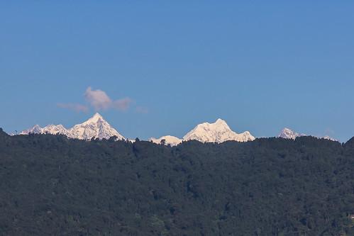 india sikkim gangtok kanchenjunga northeastindia