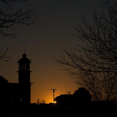 winter sunset canada pentax quebec montreal k5 nunsisland pentaxk5 k5ii