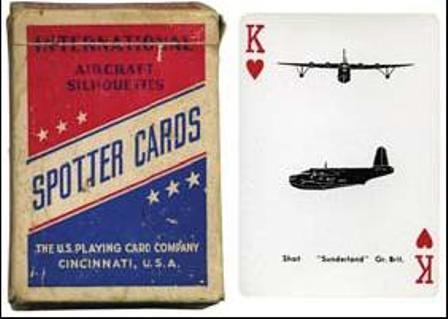 Baraja de Spotter Cards