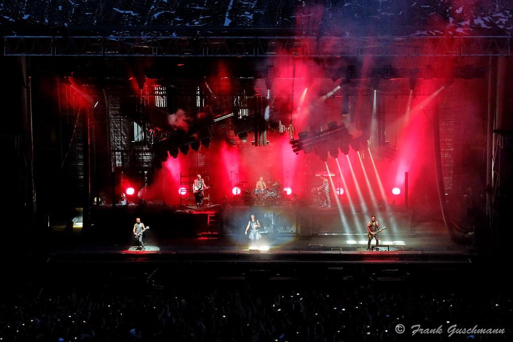 Rammstein Berlin 2016   Bilder vom Rammstein Konzert in