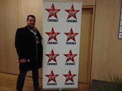 David Chouteau ITV2014