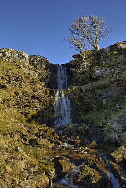Cray Falls Malham Yorkshire