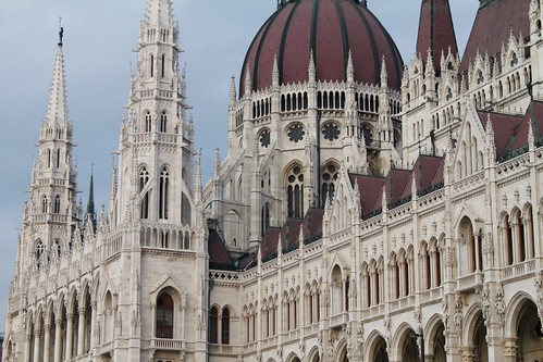 Hungary: Parliament in Budapest | by eliduke