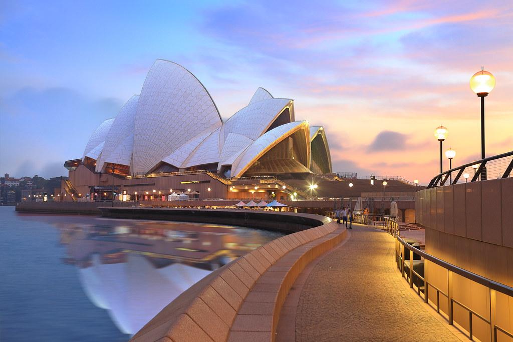 Sydney - Solo female traveller