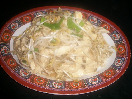 B30 Chicken with Bean Sprouts | by Golden Gate Chinese Restaurant