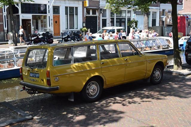 Volvo 145 S 1970 & Skoda Yeti