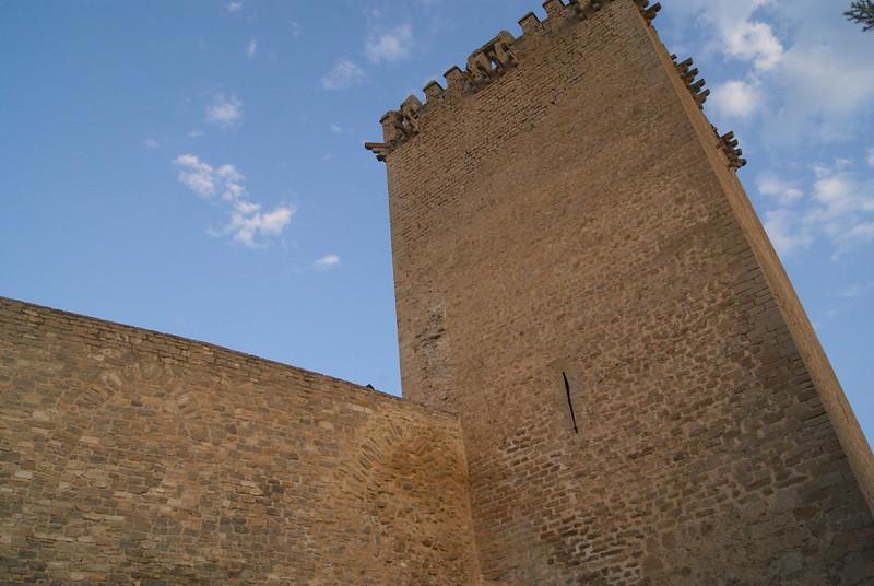 Castillo de Moratalla (Murcia)