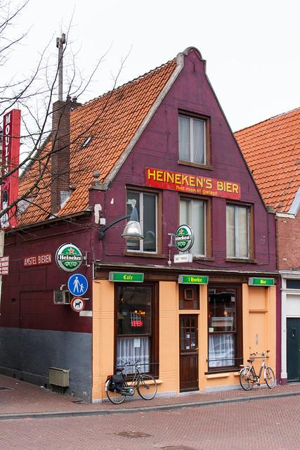 Heineken's Bier