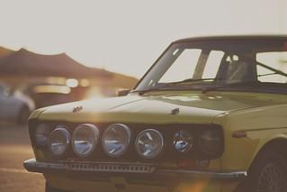 Summer Tarmac Twilight Rallysprint | by Paul D'Ambra - Australia