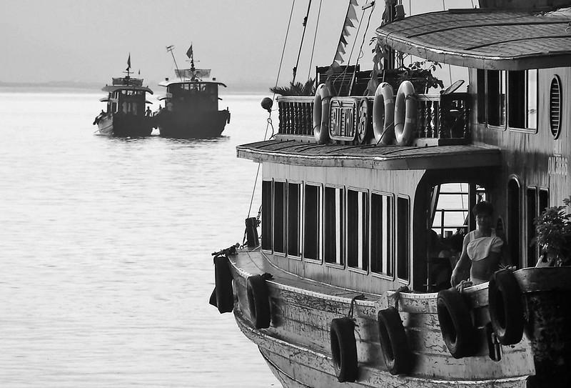 Hạ Long Bay, 2005