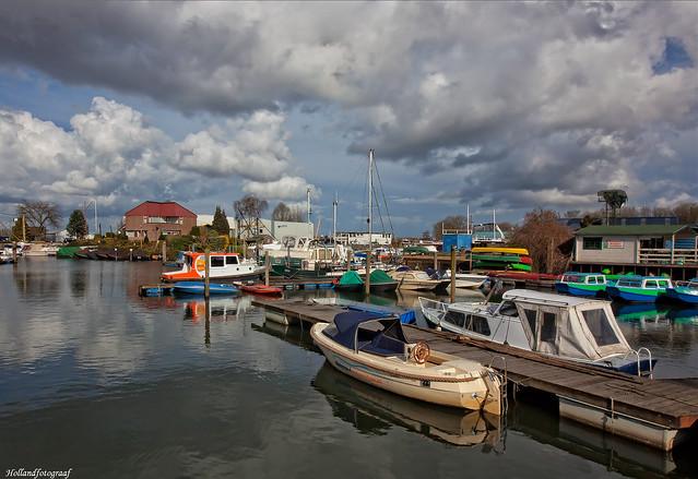 Drimmelen harbour
