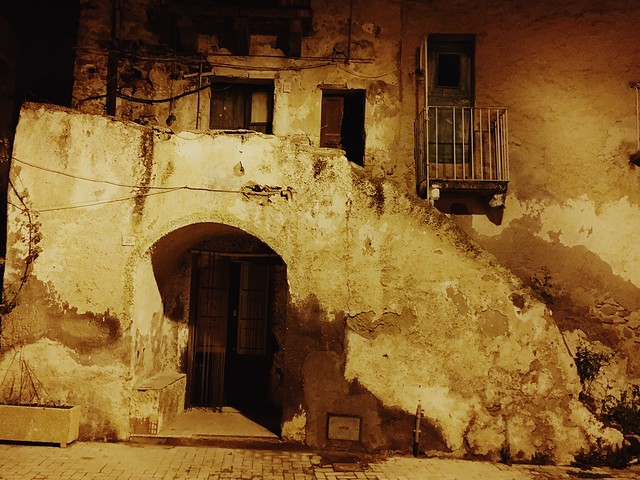 Sicily, Calatabiano - Mediterranean