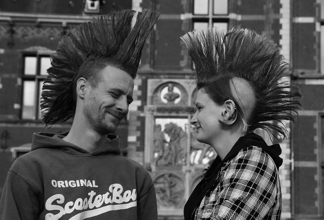 She's Always In My Hair