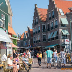 Viajefilos en Holanda, Volendam 04