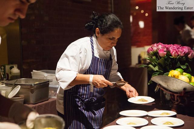 Chef Einat Admony of Taim, Balaboosta & Bar Bolonat