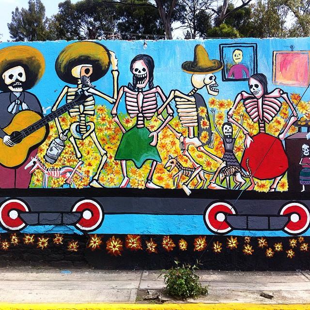 Dia De Muertos Diasdemuertos Tradicion Cultura Costum Flickr