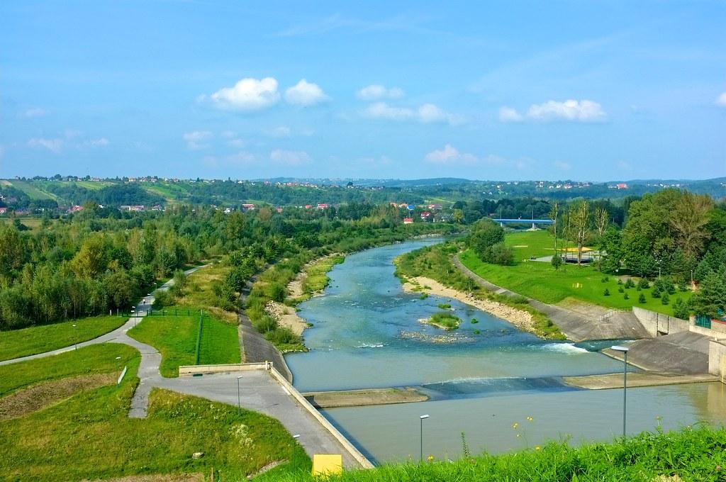 257/365: Downriver view