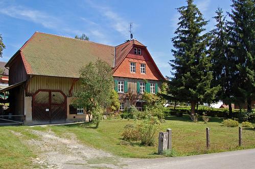 Bauernhof bei Überlingen am Bodensee (1)   by Pixelteufel