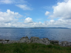 Lochranza coast