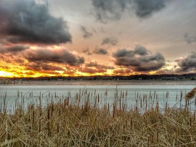 Kalamazoo Lake Saugatuck Michigan