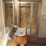 Suite Chalet, salle de bains