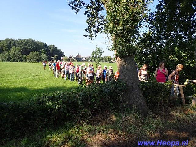 2016-09-07     Rondje - Nijkerk   SOP 25 Km (70)